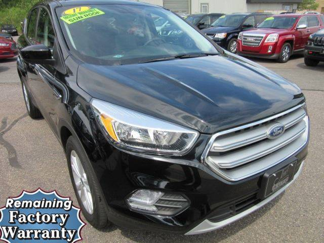 2017 Ford Escape AWD SE 4dr SUV - Marquette MI