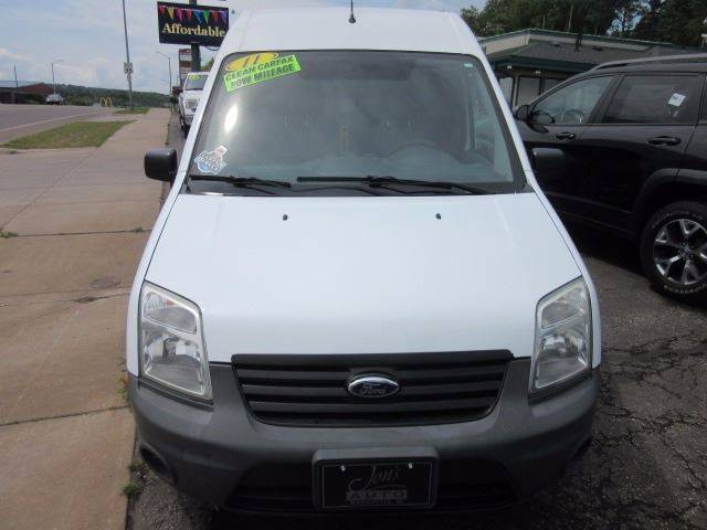 2011 Ford Transit Connect XL 4dr Cargo Mini-Van w/o Side and Rear Glass - Marquette MI