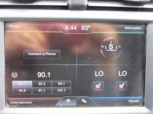 2014 Ford Fusion AWD Titanium 4dr Sedan - Marquette MI