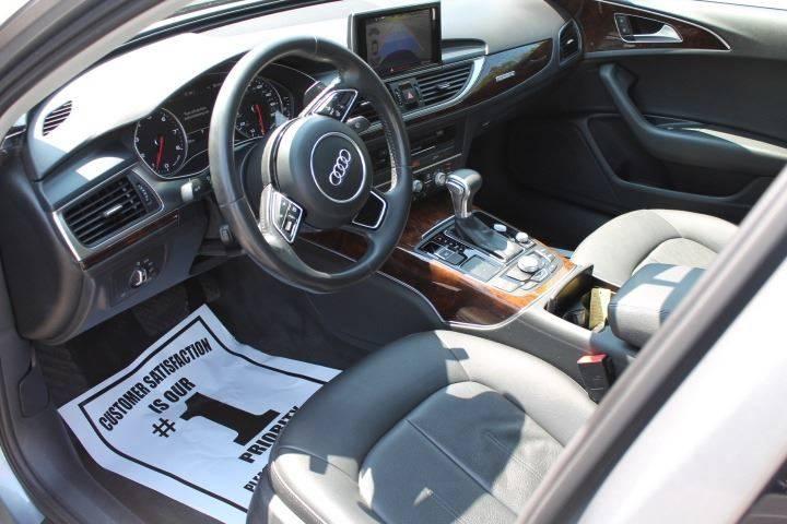 2015 Audi A6 AWD 2.0T quattro Premium Plus 4dr Sedan - Salisbury Center NY