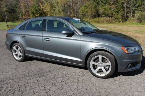 2015 Audi A3 for sale in Salisbury Center, NY