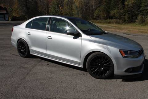 2014 Volkswagen Jetta for sale in Salisbury Center, NY