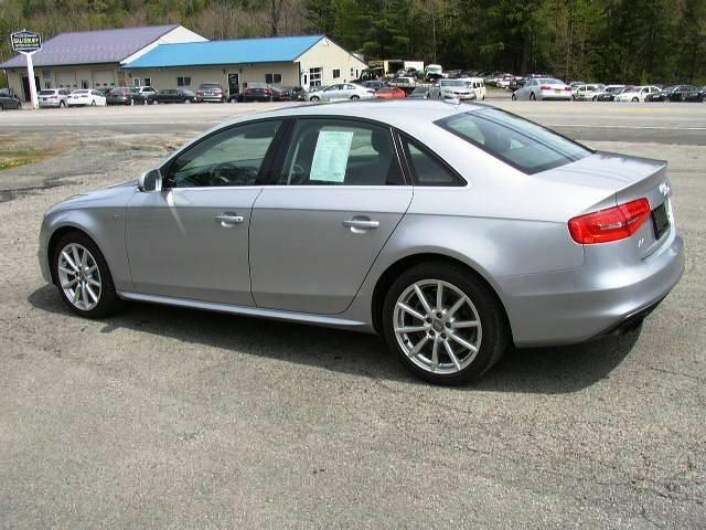 2015 Audi A4 AWD 2.0T quattro Premium 4dr Sedan 8A - Salisbury Center NY