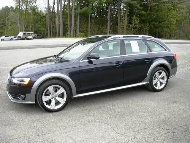 2014 Audi Allroad AWD 2.0T quattro Premium Plus 4dr Wagon - Salisbury Center NY