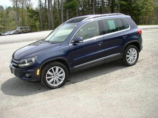 2013 Volkswagen Tiguan AWD SE 4Motion 4dr SUV - Salisbury Center NY