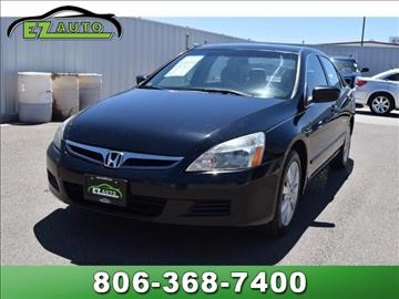 2007 Honda Accord for sale in Lubbock, TX
