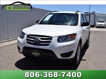 2012 Hyundai Santa Fe for sale in Lubbock, TX