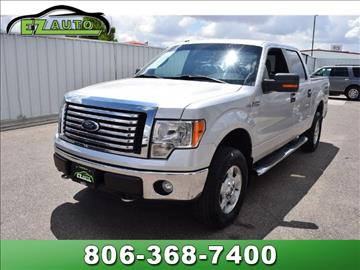 2012 Ford F-150 for sale in Lubbock, TX