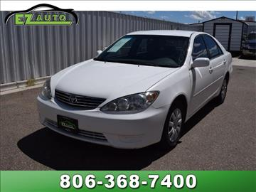 2005 Toyota Camry for sale in Lubbock, TX