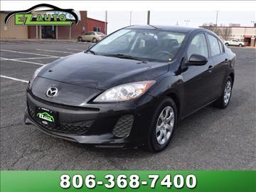 2013 Mazda MAZDA3 for sale in Lubbock, TX