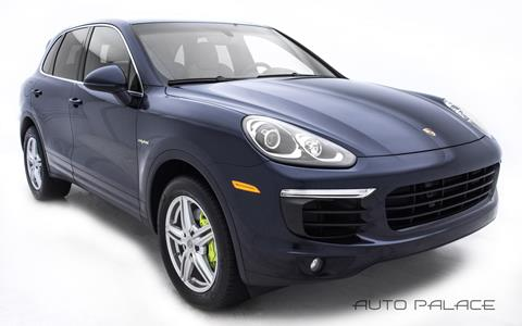 2018 Porsche Cayenne for sale in Warren, MI