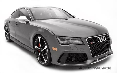 Audi RS For Sale Carsforsalecom - Audi rs7 for sale