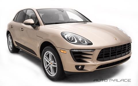 2018 Porsche Macan for sale in Warren, MI