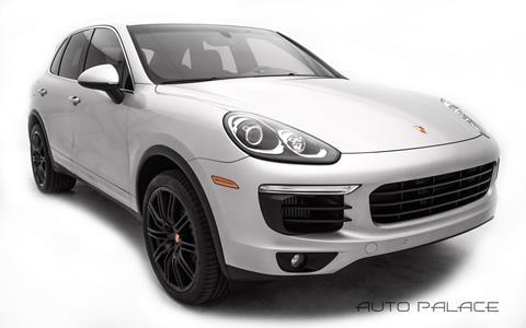2016 Porsche Cayenne for sale in Warren, MI