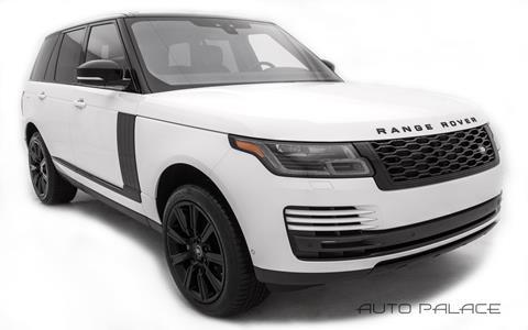 2018 Land Rover Range Rover for sale in Warren, MI