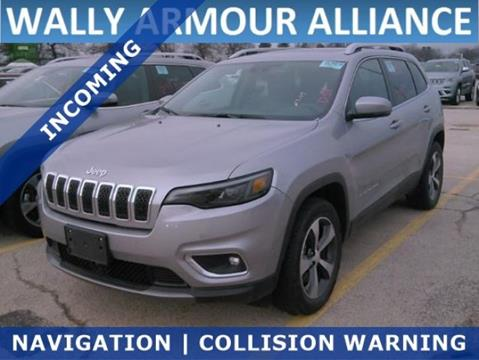 2019 Jeep Cherokee for sale in Alliance, OH