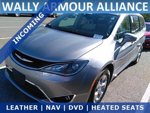 2017 Chrysler Pacifica for sale in Alliance, OH