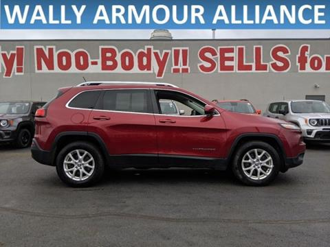 2014 Jeep Cherokee for sale in Alliance, OH