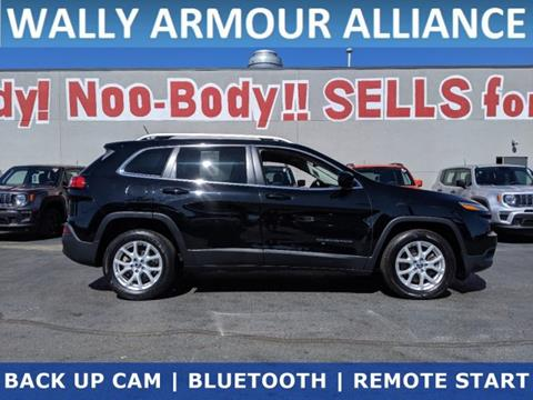 2018 Jeep Cherokee for sale in Alliance, OH