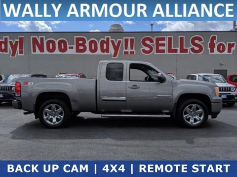 2013 GMC Sierra 1500 for sale in Alliance, OH
