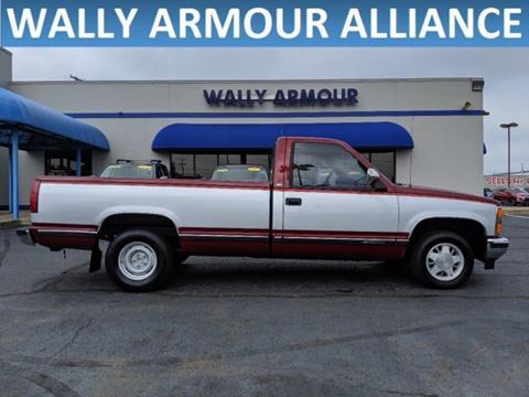1989 Chevrolet C/K 1500 Series for sale in Alliance, OH