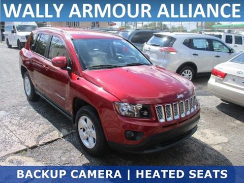 2017 Jeep Compass for sale in Alliance, OH