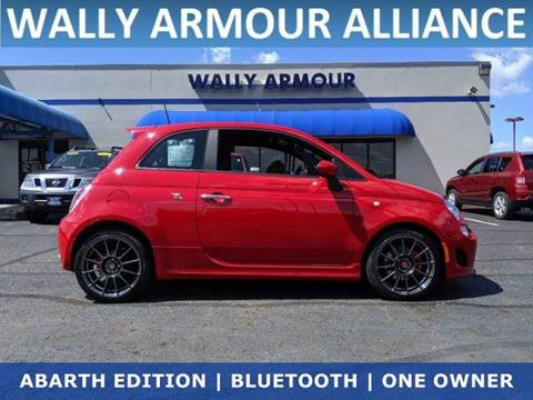 2017 FIAT 500 for sale in Alliance, OH