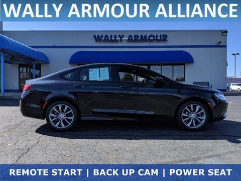 2016 Chrysler 200 for sale in Alliance, OH