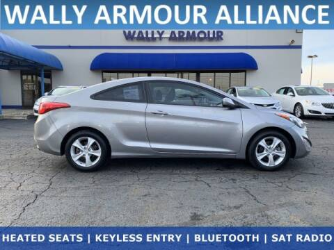 Hyundai Elantra Coupe >> 2013 Hyundai Elantra Coupe For Sale In Alliance Oh