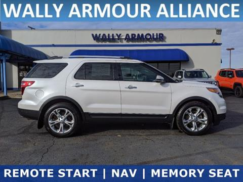 2012 Ford Explorer for sale in Alliance, OH