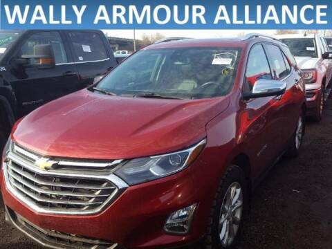 2018 Chevrolet Equinox for sale in Alliance, OH