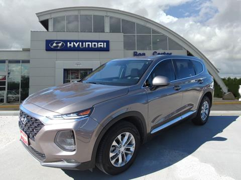 2019 Hyundai Santa Fe for sale in Houston, TX