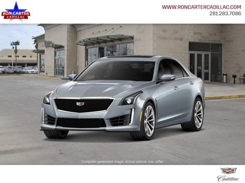 2019 Cadillac Cts V For Sale In Houston Tx Carsforsale Com