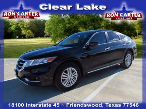 2015 Honda Crosstour for sale in Houston, TX