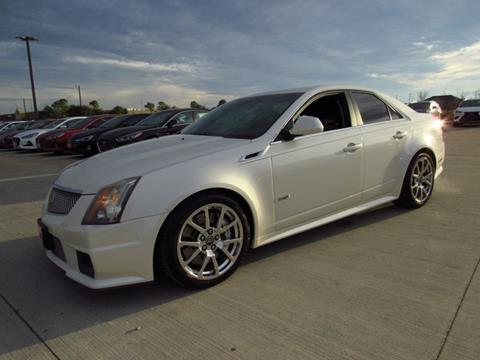 2012 Cadillac Cts V For Sale Carsforsale Com