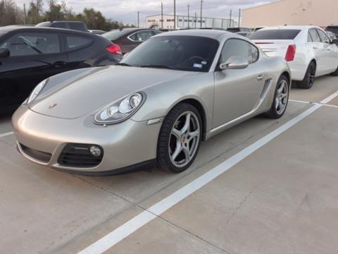 2011 Porsche Cayman for sale in Houston, TX
