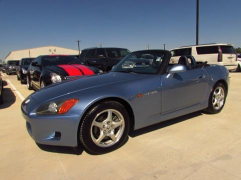 2002 Honda S2000 for sale in Houston, TX
