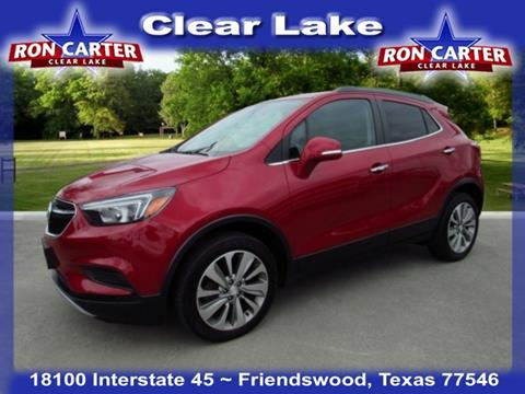 2017 Buick Encore for sale in Houston, TX