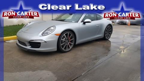 2014 Porsche 911 for sale in Houston, TX