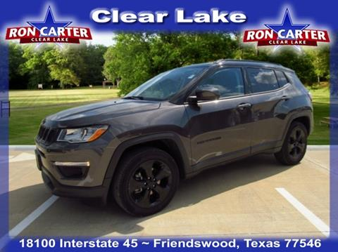 2018 Jeep Compass for sale in Houston, TX