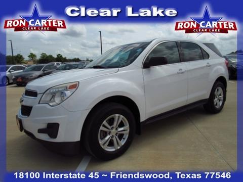 2012 Chevrolet Equinox for sale in Houston, TX