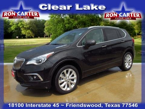 2016 Buick Envision for sale in Houston, TX