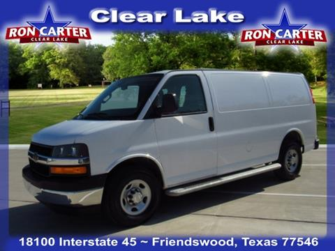 2018 Chevrolet Express Cargo for sale in Houston, TX
