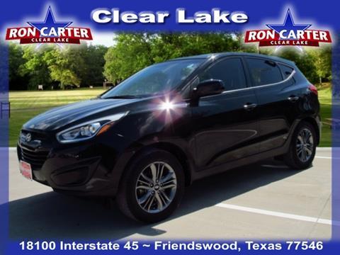 2015 Hyundai Tucson for sale in Houston, TX