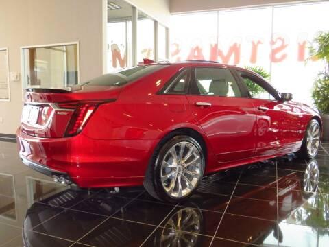 2019 Cadillac CT6-V