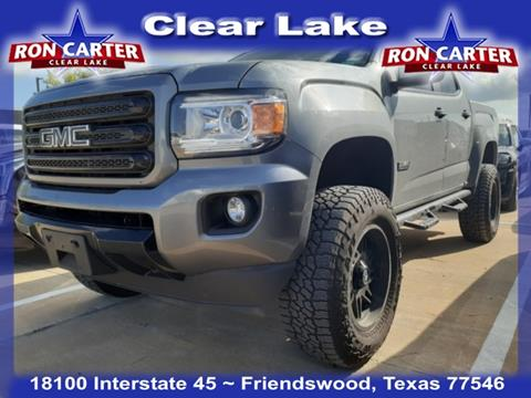 2019 GMC Canyon for sale in Houston, TX