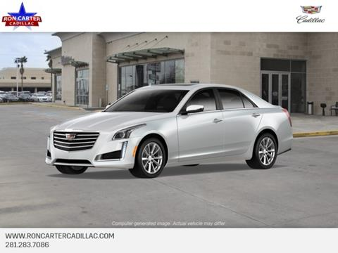 2019 Cadillac CTS for sale in Houston, TX