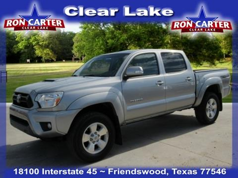 2015 Toyota Tacoma for sale in Houston, TX