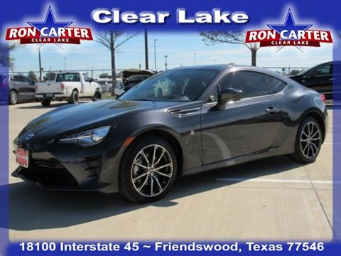 2018 Toyota 86 for sale in Houston, TX