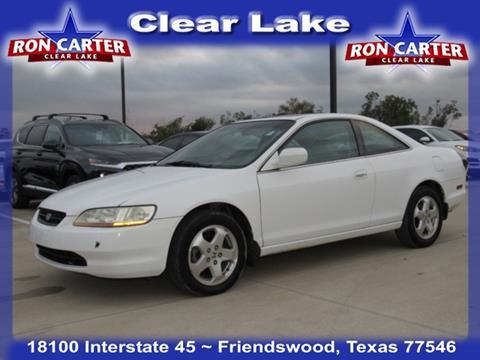 1999 Honda Accord for sale in Houston, TX